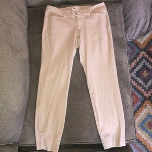 "Old Navy ""Diva"" Cropped Khakis"